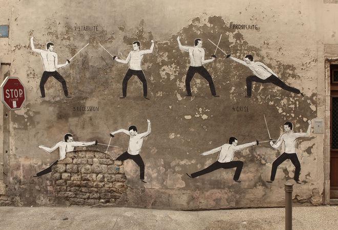 Rentrée culturelle : Parcours Street Art