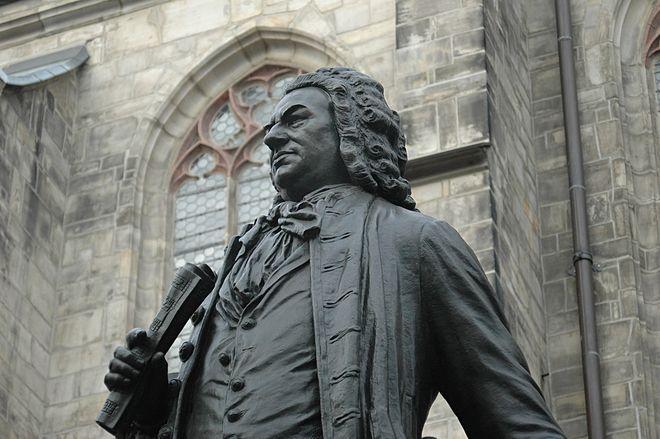 Quand l'oeil écoute : Bach : avant / après