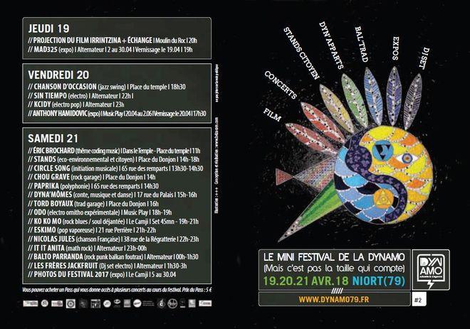 Le Mini Festival de la Dynamo#2