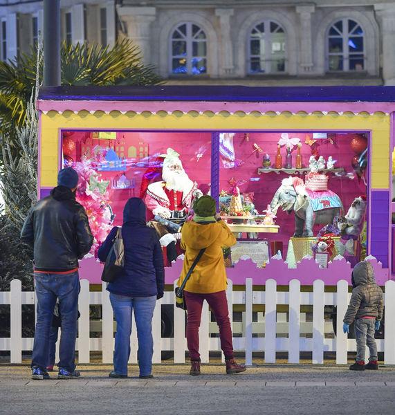Noël à Niort : rue des Bout'D'Choux