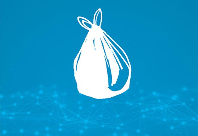 Collecte en sac des ordures ménagères en test à Niort