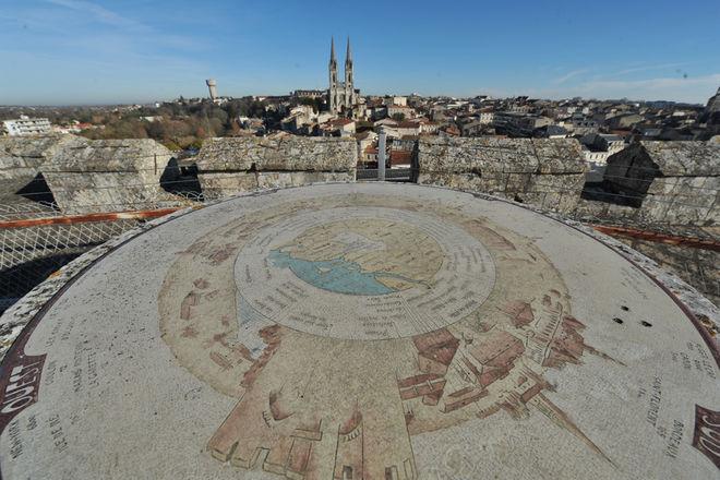 Dimanche aux musées : Niort vu d'en haut