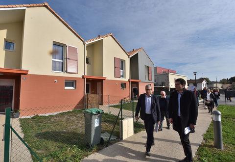 Illustration article : 29 logements HLM inaugurés
