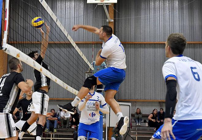 Sport : Volley-Ball