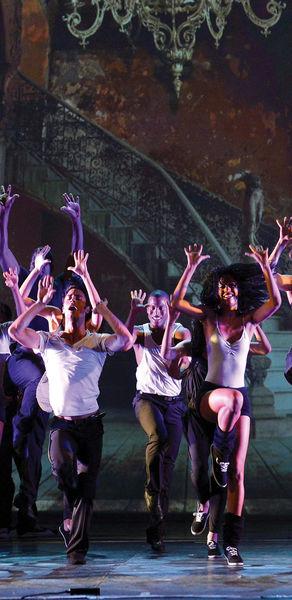 """Danse.""""Soy de Cuba"""""""