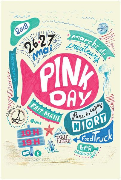Salon : La Pink Day