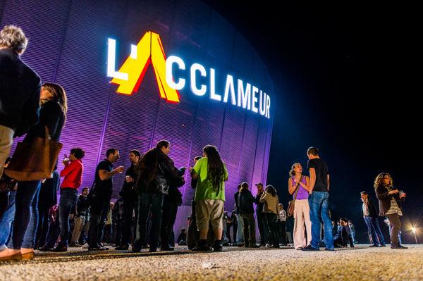 L'Acclameur © Alex Giraud