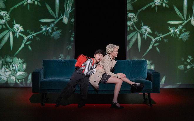 Théâtre : Mon coeur