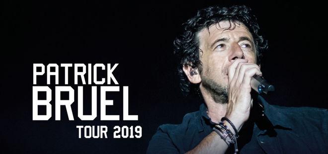 Concert : Patrick Bruel