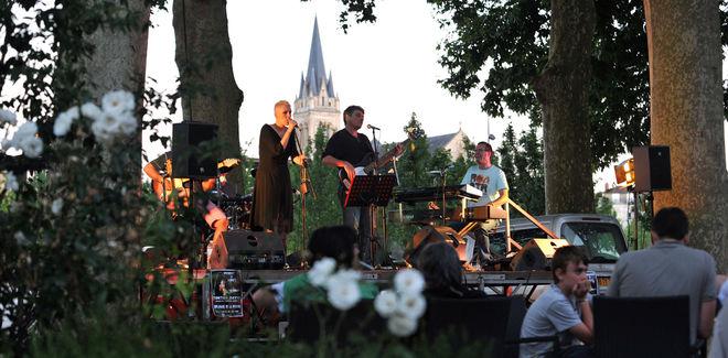 Concerts : Les Vendredis de la Brèche