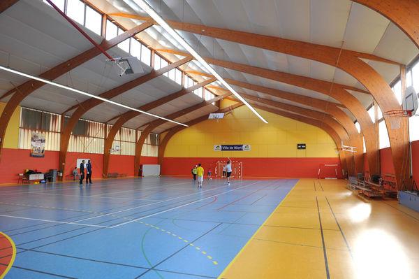 Salle de sport de l'IUFM