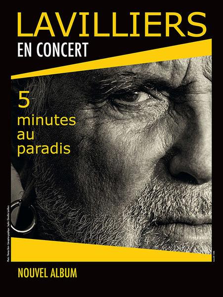 Concert : Bernard Lavilliers