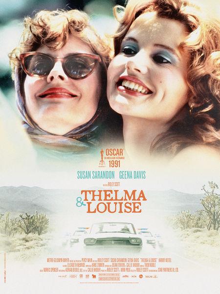 Ciné Polar : Thelma et Louise de Ridley Scott