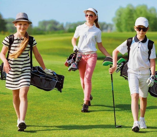 Initiation Gratuite Golf pour les enfants