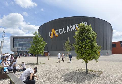Championnats de France de Gymnastique à L'Acclameur