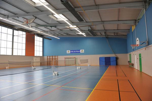 Salle de sport de Sainte Pezenne
