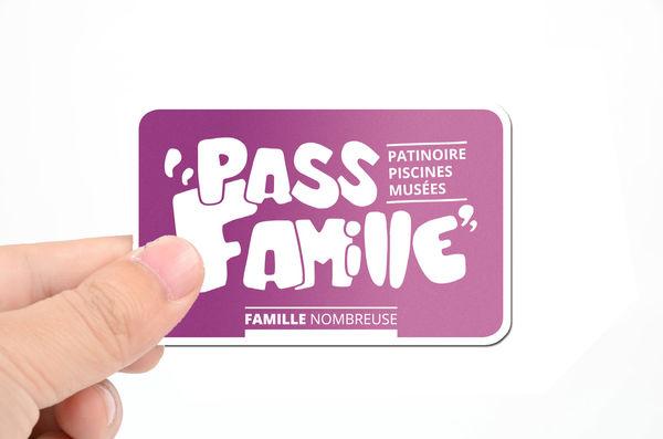 Pass Famille - Ville de Niort