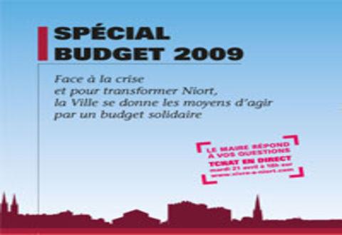 Illustration article : Budget 2009