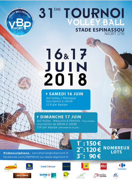 Sport : Tournoi de Volley/Pétanque