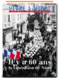 couverture Magazine vivre à niort : Numéro d'Octobre 2004