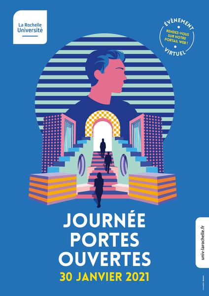 Portes ouvertes virtuelles : Université de La Rochelle