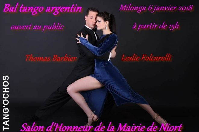 Milonga, bal tango argentin