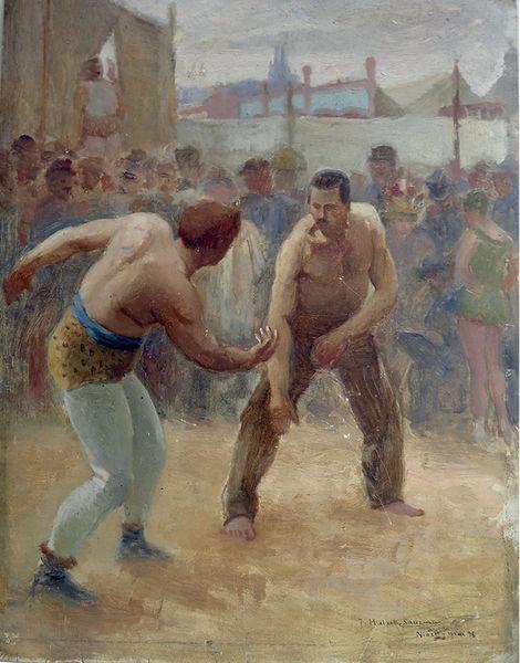 Exposition : Hubert-Sauzeau (1856-1927), un peintre niortais méconnu