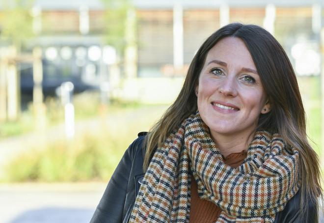 Claire Quertain premiere etudiante du PUN diplomee de Doctorat en droit