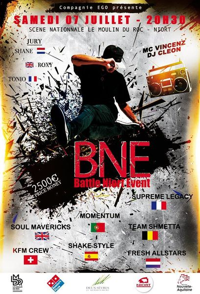 Hip Hop : Battle Niort Event