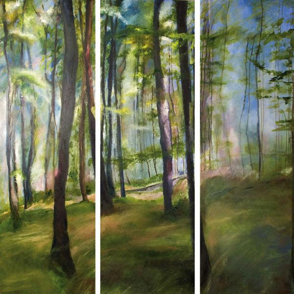 Delphine Drapier : peinture