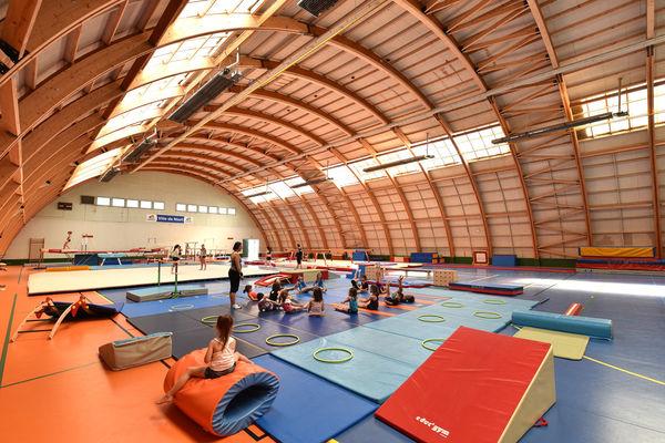 Salle de gymnastique du Pontreau