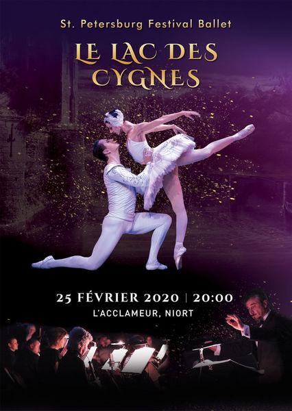Danse : Le Lac des Cygnes