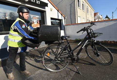 Illustration article : Le vélo en ville : les entreprises vélodynamiques