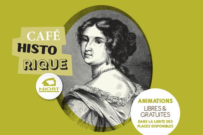 Café historique : Madame de Maintenon, Proverbes et Conversations