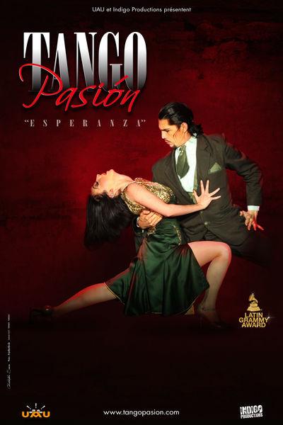 Spectacle : Tango Pasión