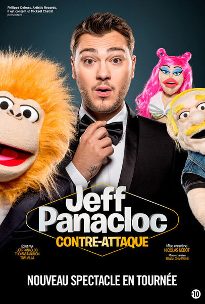 Spectacle : Jeff Panacloc