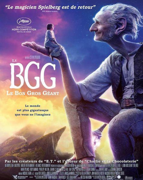 Cinéma en plein air : Le Bon Gros Géant