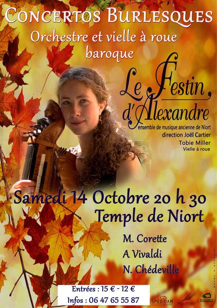 Concert : Concertos burlesques