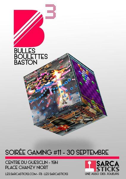 B³ : Bulles Bullets Baston