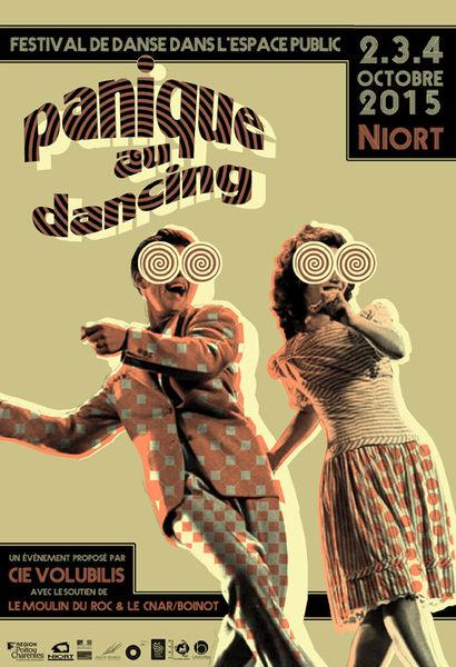 Festival de danse - Panique au dancing