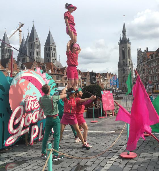Festival cirque d'été : The Good Place