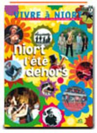 couverture Magazine vivre à niort : Numéro Été 2006