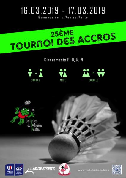 Tournoi de badminton