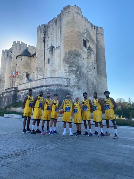 Basket : L'A.S Niort de retour