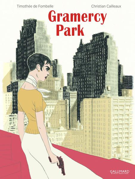 """Festival Regards Noirs : lecture dessinée, """"Gramercy Park"""""""