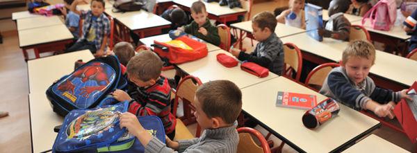 Ecole Jules-Ferry, 2012. Crédit : Bruno Derbord