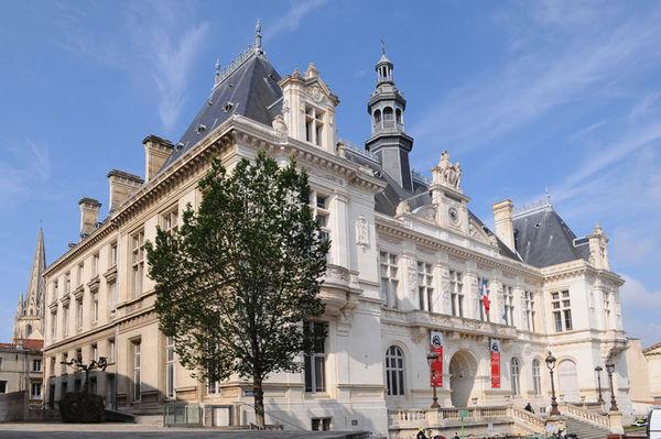 Hôtel de Ville © Eric Chauvet