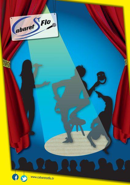 Le Cabaret St Flo « à livre ouvert »