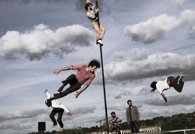 Cirque d'été : Cie Kiai - Cri