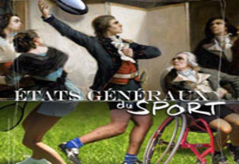 Illustration article : Etats généraux du sport
